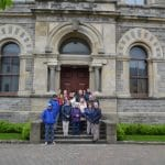 FLHS AGM - Group at Sligo Town Hall