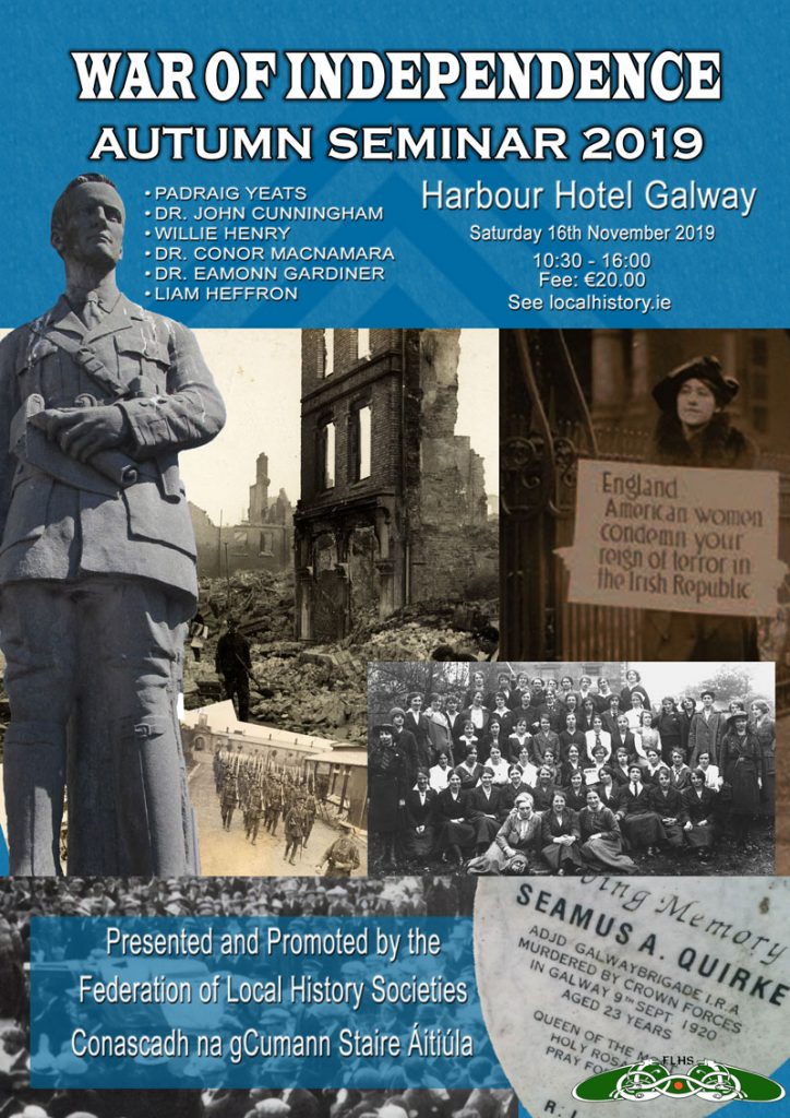 Irish War of Independence - Seminar Gawlay 2019