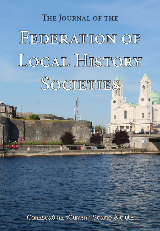 Federation of Local History Societies Journal 2019